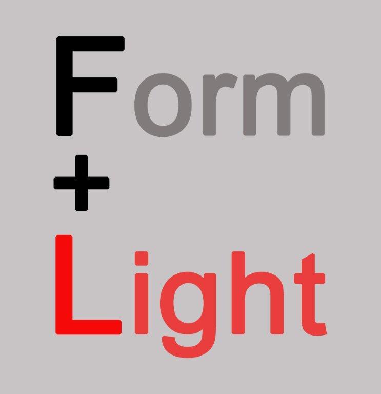 Form and Light logo