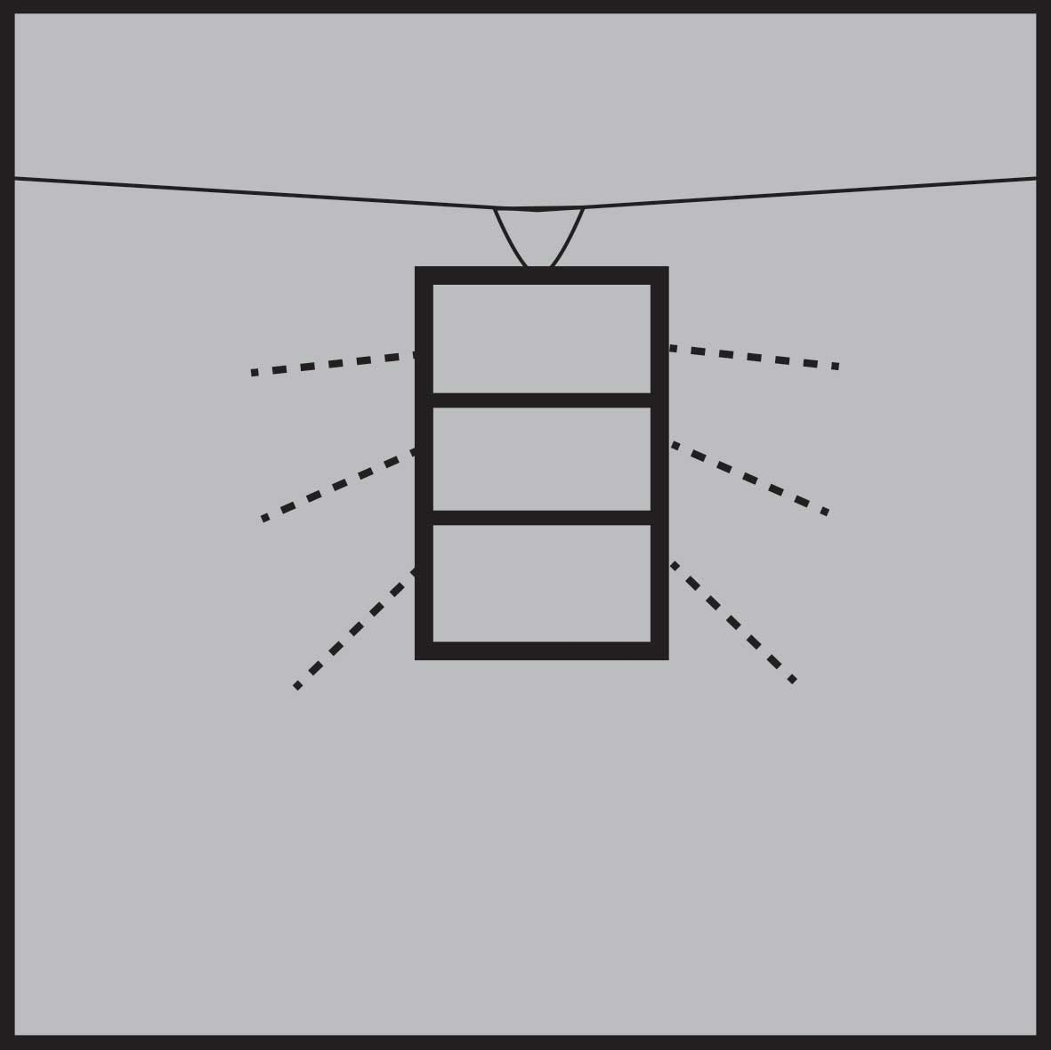Catenary light fittings