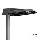 Post top luminaire V3630 LED