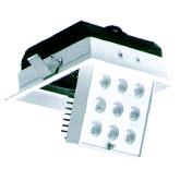 recessed square spot light Lumen