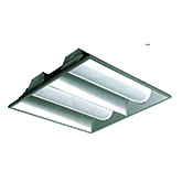 linear and square fittings anti-glare, high CRI/R9