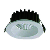 indoor round light fittings downlights