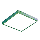 LED linear and square fitting PANALUX