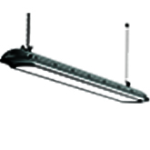 LED linear Pendant fitting