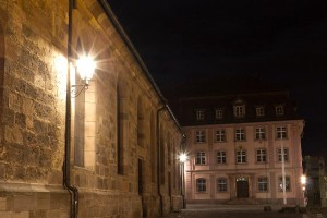 LED heritage street lighting